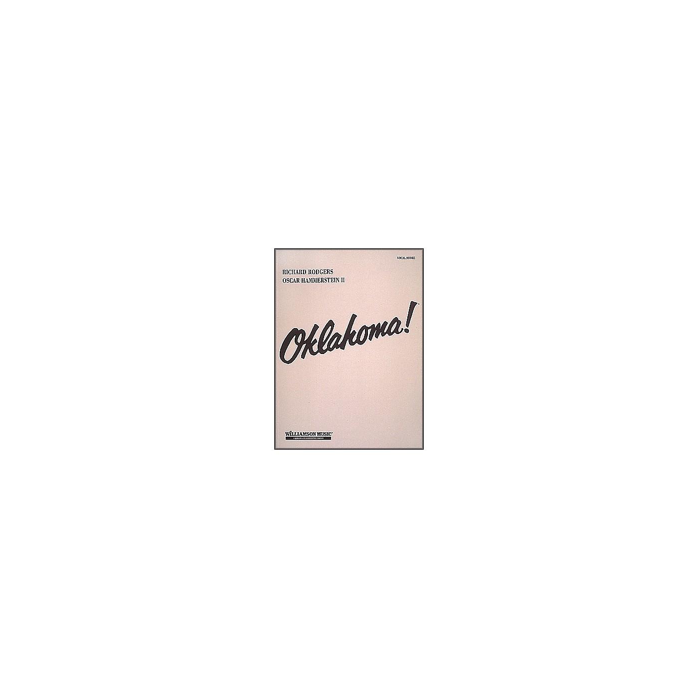 Hal Leonard Oklahoma! Vocal Score thumbnail