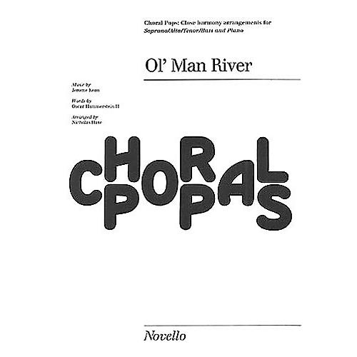 Novello Ol' Man River (from Show Boat) SATB Arranged by Nicholas Hare thumbnail