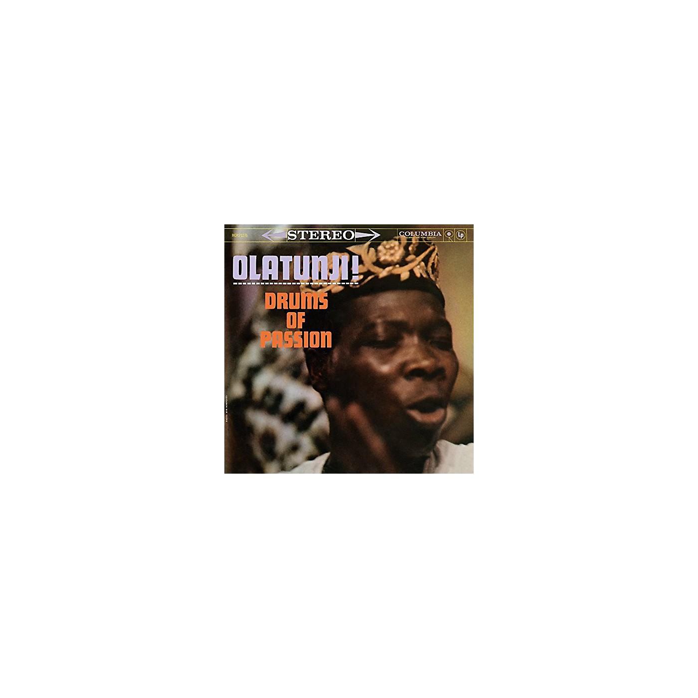 Alliance Olatunji - Drums Of Passion thumbnail