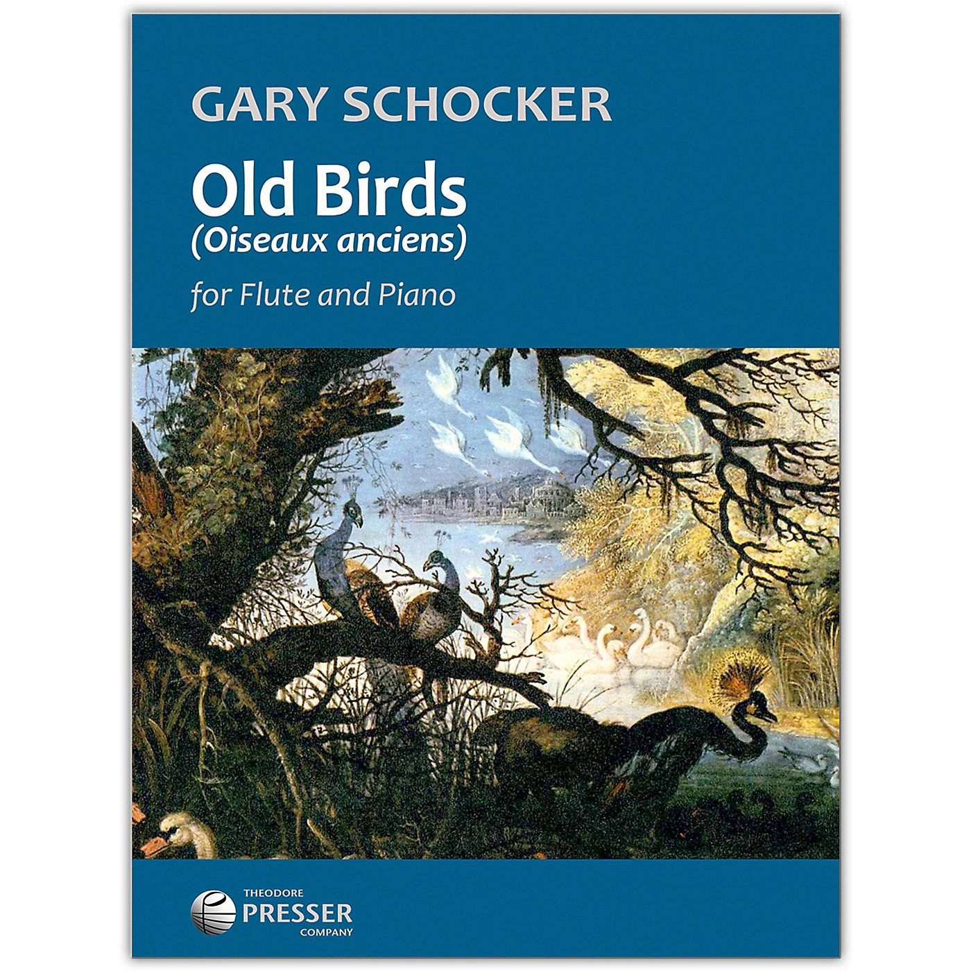 Carl Fischer Old Birds for Flute and Piano thumbnail