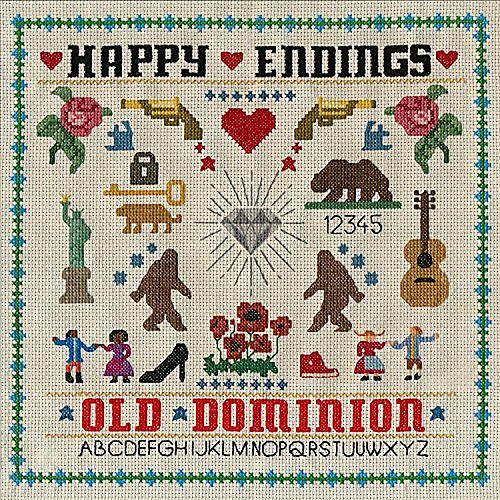 Alliance Old Dominion - Happy Endings (CD) thumbnail