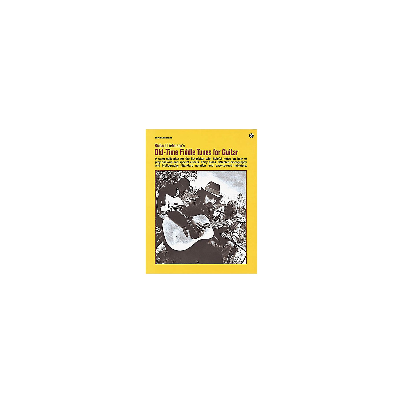 Music Sales Old-Time Fiddle Tunes for Guitar Music Sales America Series Softcover thumbnail
