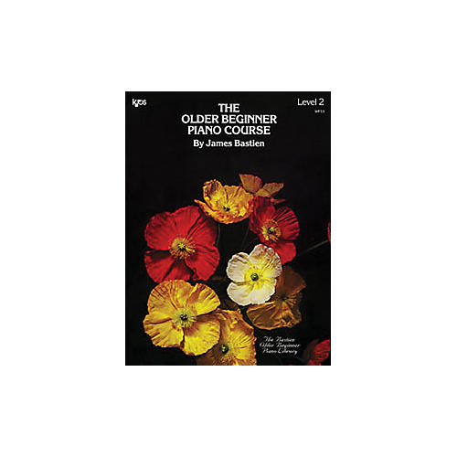 KJOS Older Beginner Piano Course 2 thumbnail