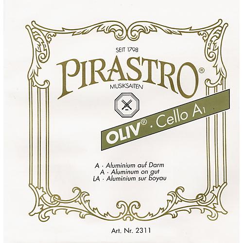 Pirastro Oliv Series Cello String Set thumbnail