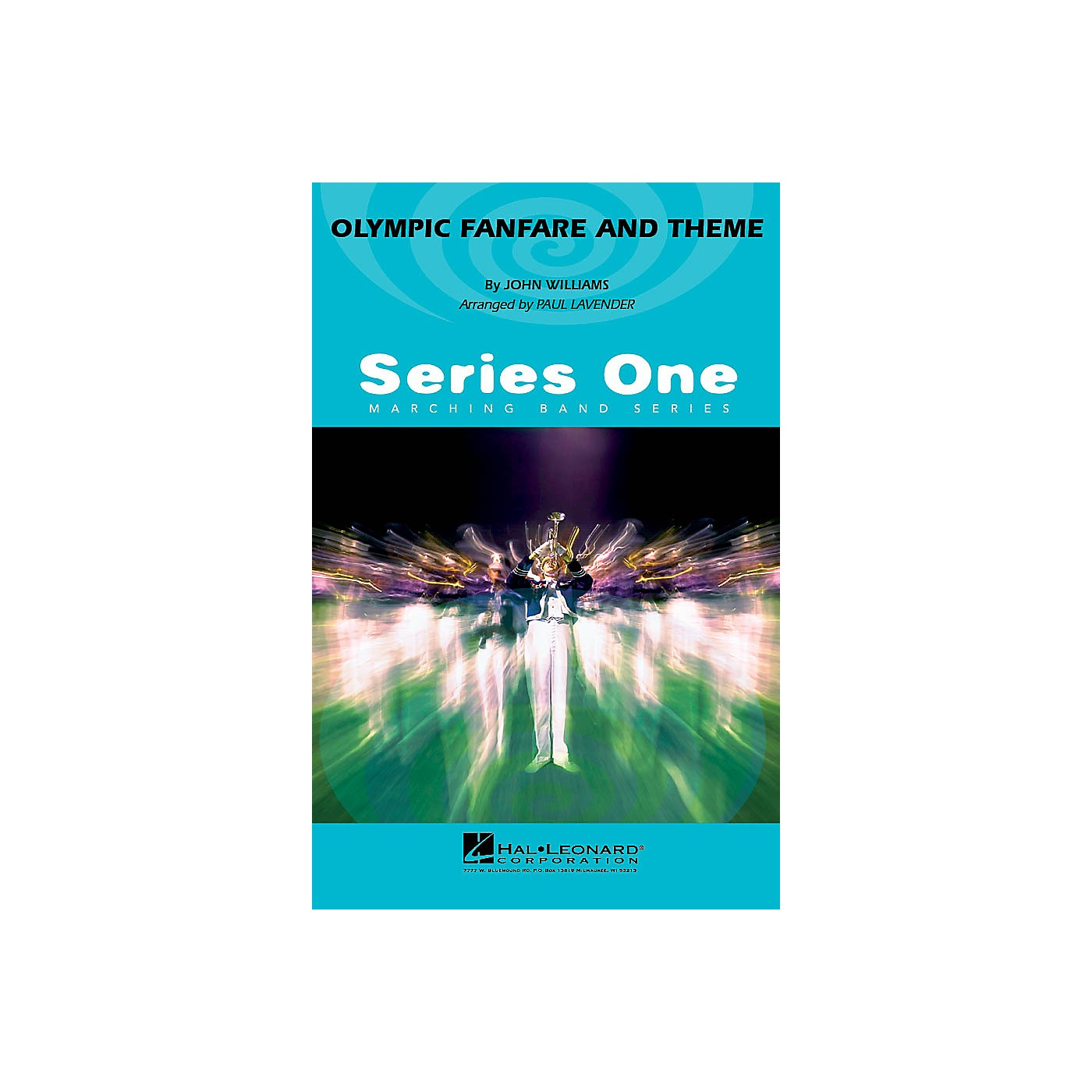Hal Leonard Olympic Fanfare and Theme Marching Band Level 2-3 Arranged by Paul Lavender thumbnail