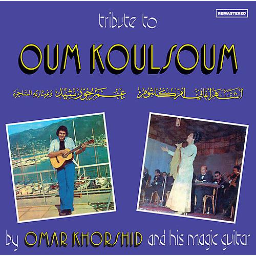 Alliance Omar Khorshid - Tribute To Oum Koulsoum thumbnail
