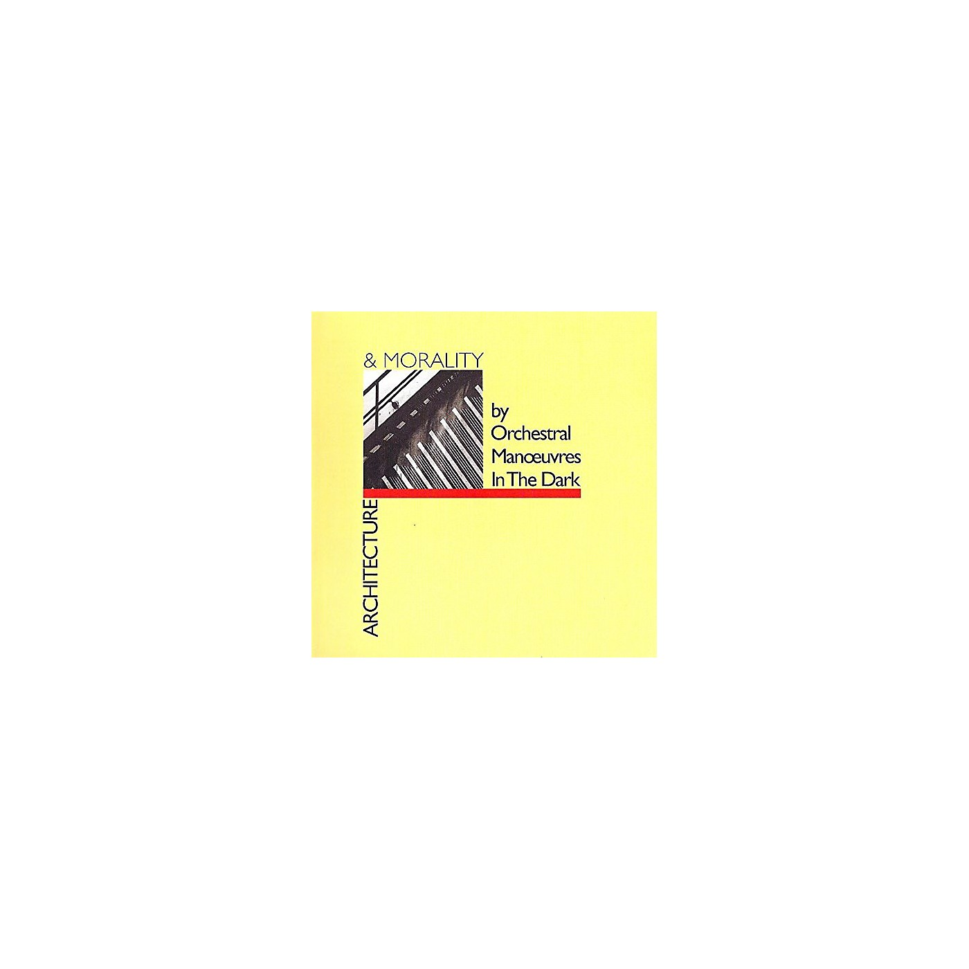 Alliance Omd ( Orchestral Manoeuvres in the Dark ) - Architecture & Morality thumbnail