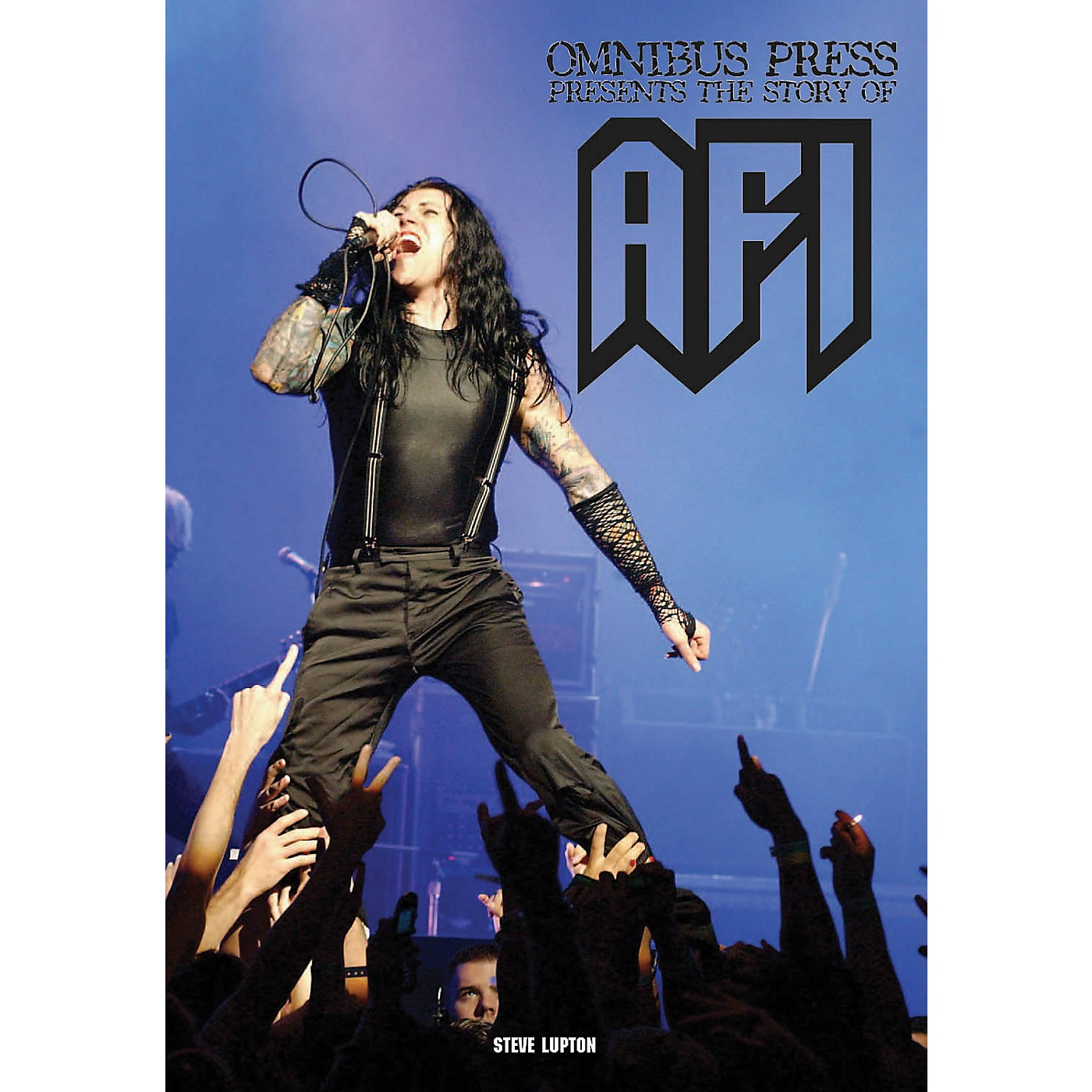 Omnibus Omnibus Press Presents: The Story of AFI Omnibus Press Series Softcover thumbnail