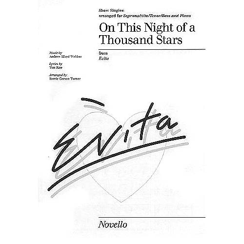 Music Sales On This Night Of A Thousand Stars Show Singles Music Sales America Series thumbnail