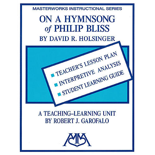 Meredith Music On a Hymn Song of Philip Bliss Concert Band Composed by Robert Garofalo thumbnail