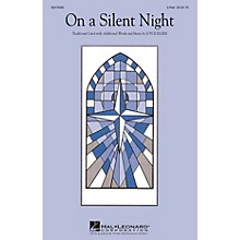 Hal Leonard On a Silent Night 2-Part arranged by Joyce Eilers