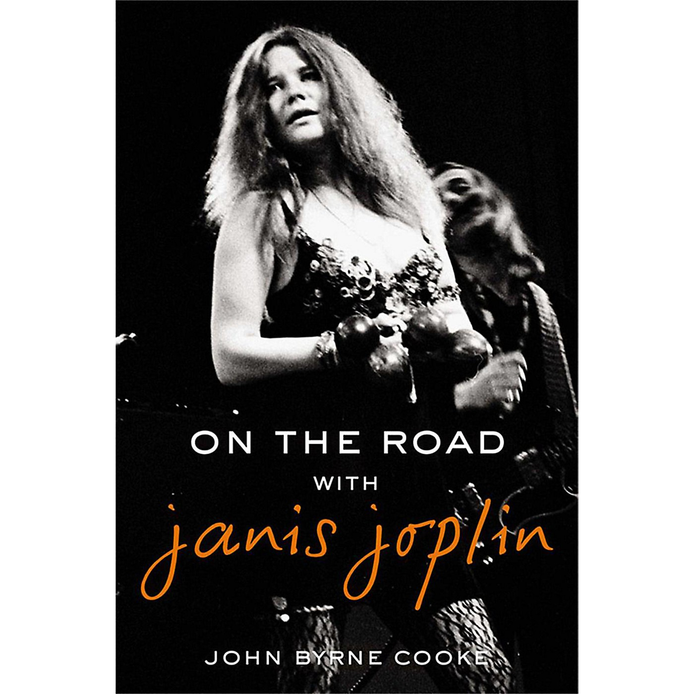 Penguin Books On the Road with Janis Joplin Hardcover Book thumbnail