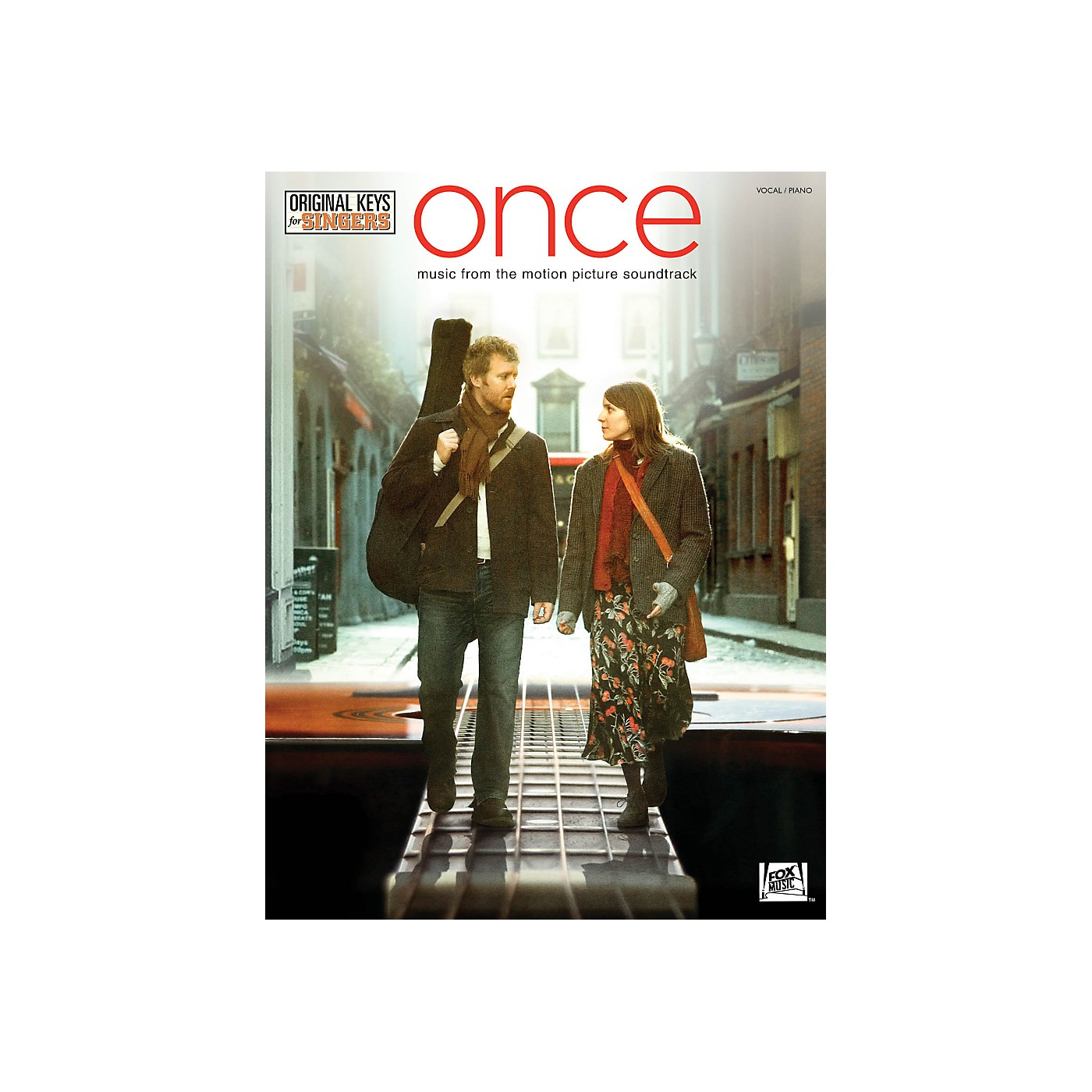 Hal Leonard Once - Music From The Motion Picture - Original Keys For Singers thumbnail