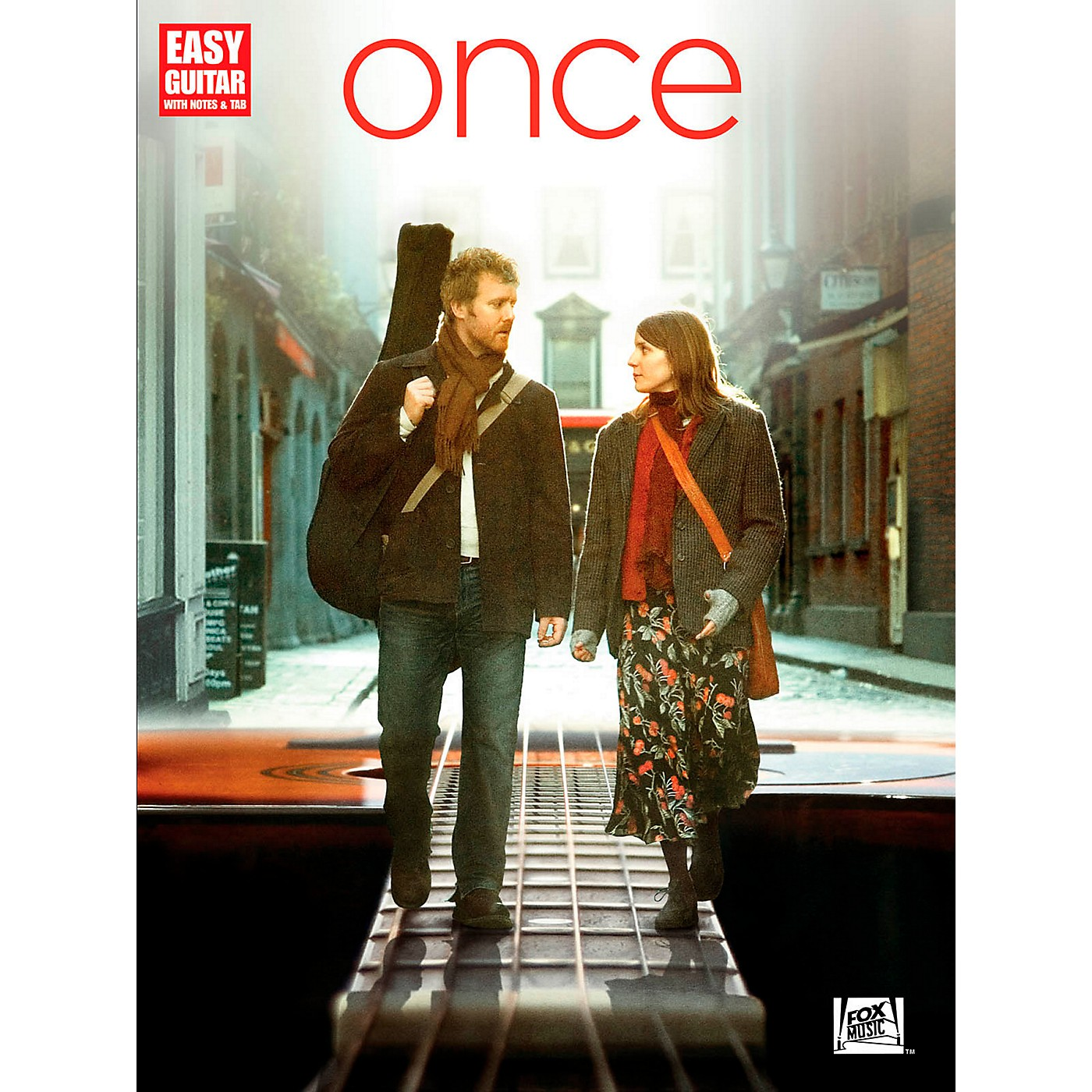 Hal Leonard Once - Music From The Motion Picture For Easy Guitar (With Tab) thumbnail