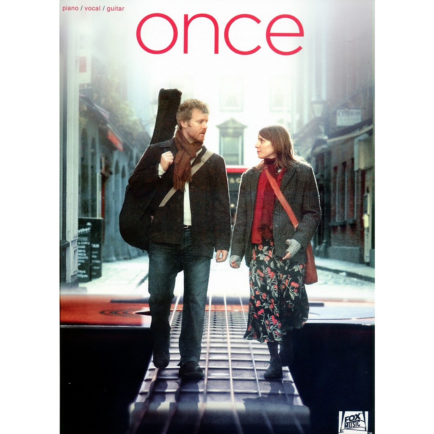 Hal Leonard Once - Music From The Motion Picture for Piano/Vocal/Guitar thumbnail