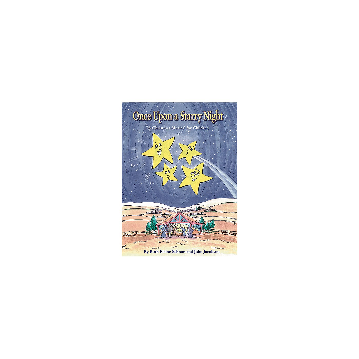 Hal Leonard Once Upon A Starry Night - Preview CD thumbnail