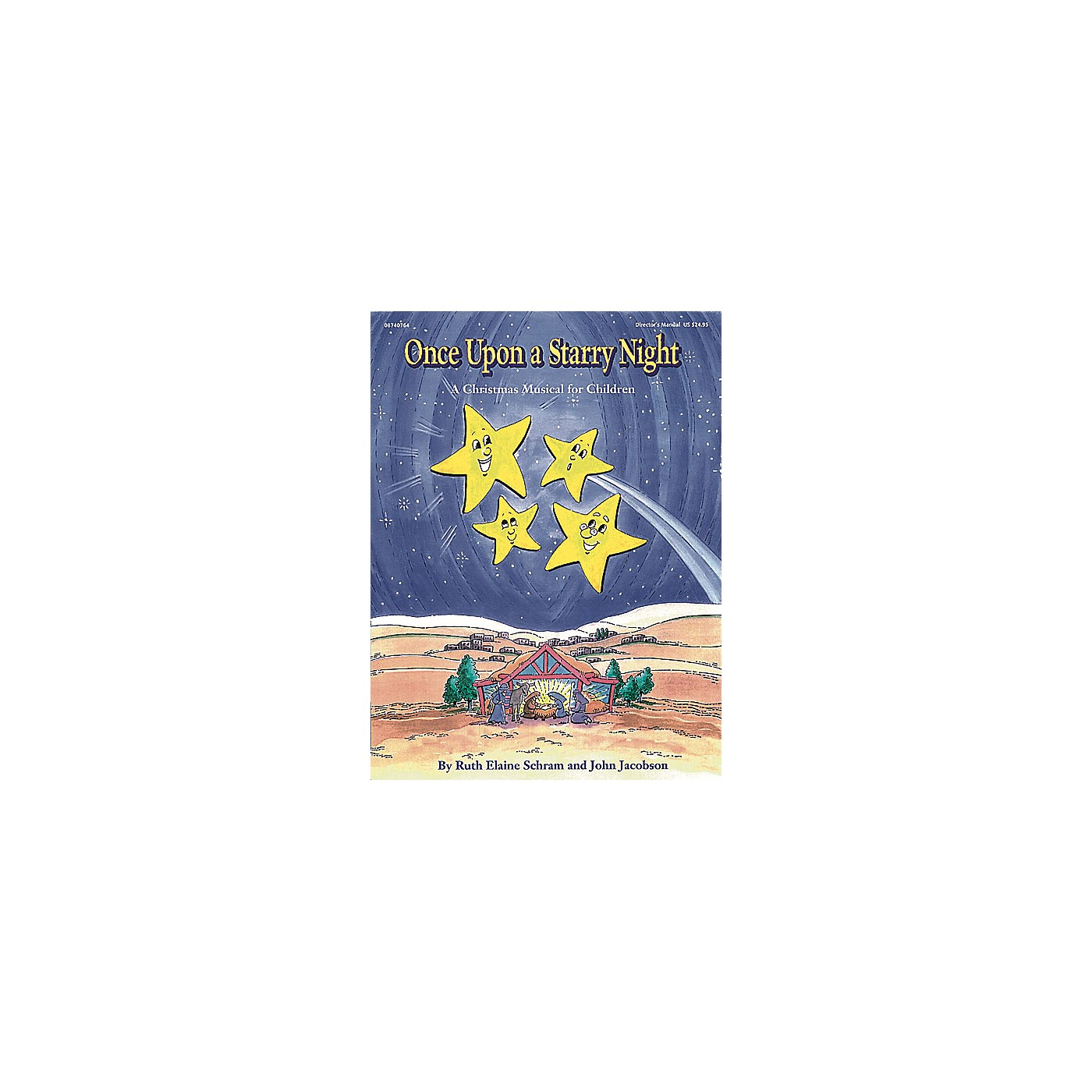 Daybreak Music Once Upon a Starry Night REPRO PAK Composed by John Jacobson thumbnail