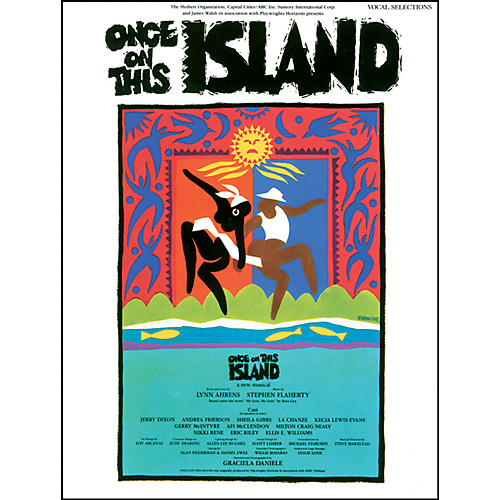 Once On This Island Vocal Pianochord Book Wwbw