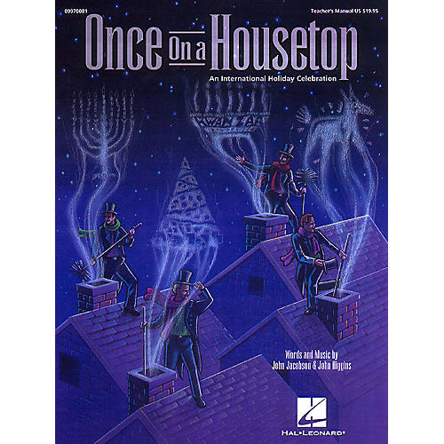 Hal Leonard Once on a Housetop (An International Holiday Musical) Singer 5 Pak Composed by John Higgins thumbnail