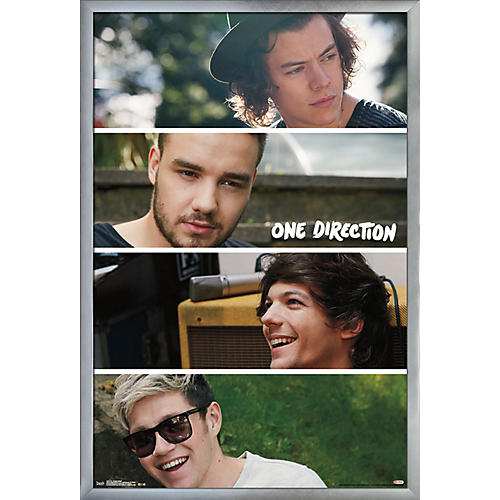 Trends International One Direction - Group Collage Poster thumbnail