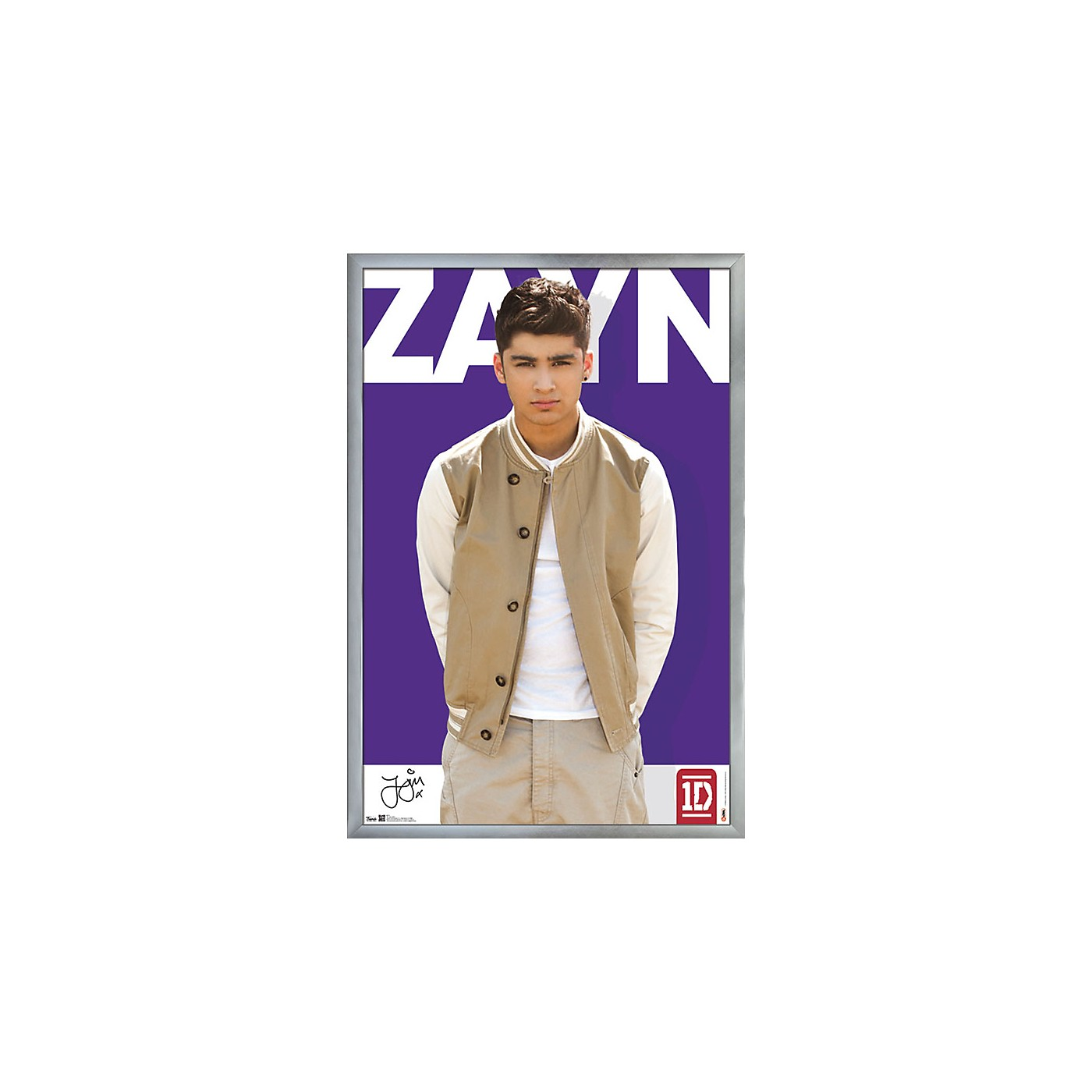 Trends International One Direction - Zayne Malik Poster thumbnail