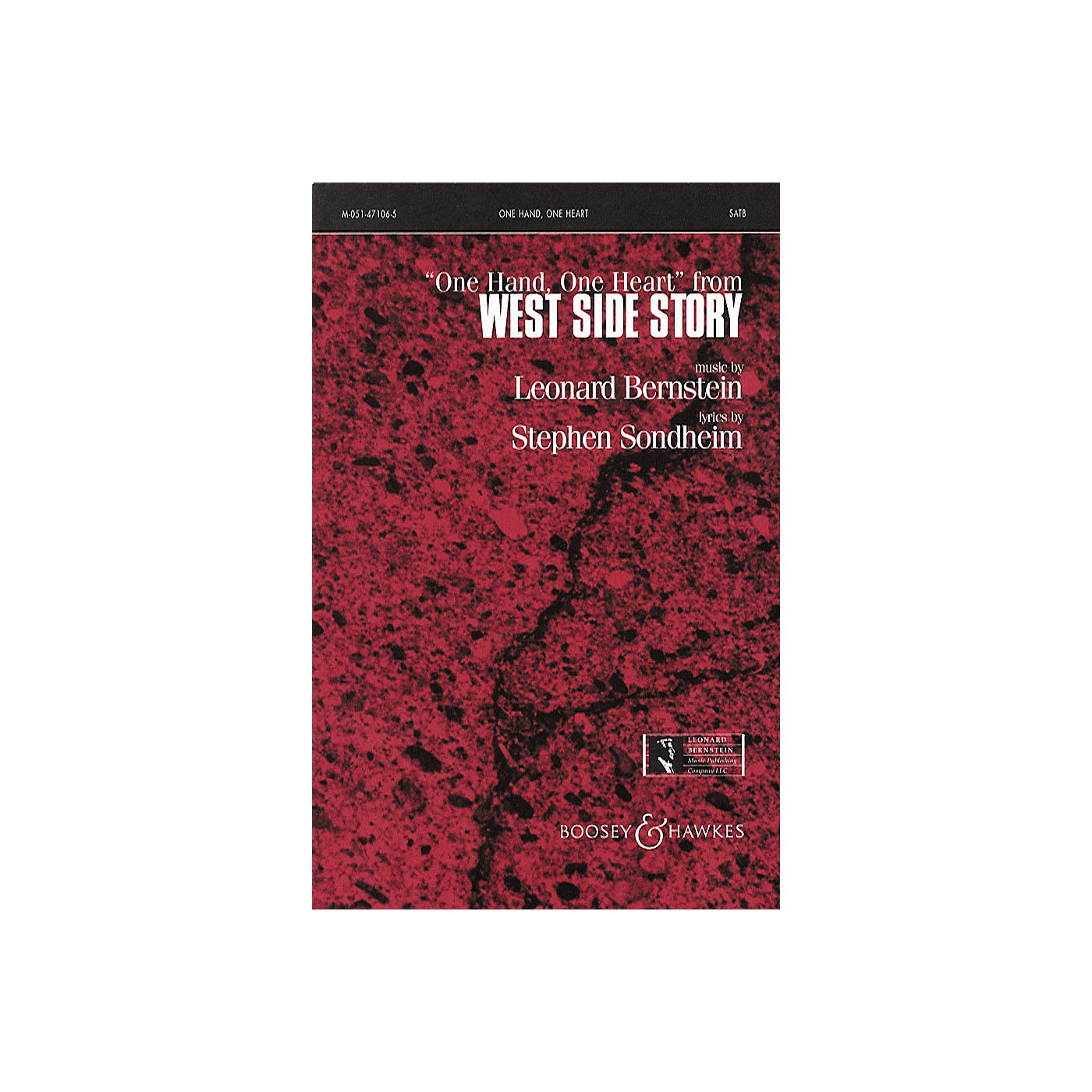 Hal Leonard One Hand, One Heart (from West Side Story) thumbnail