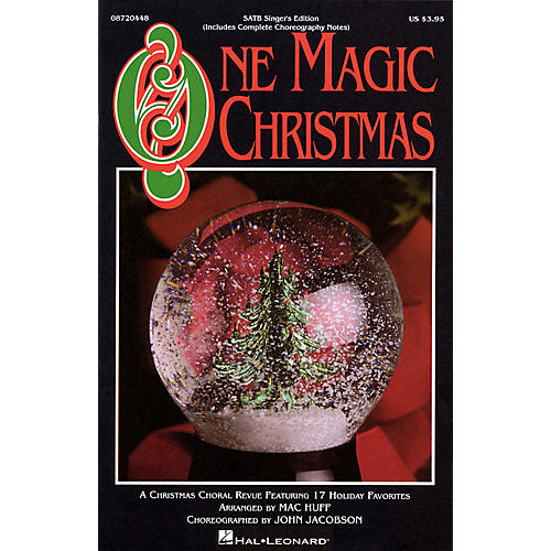 Hal Leonard One Magic Christmas (Feature Medley) ShowTrax CD Arranged by Mac Huff thumbnail