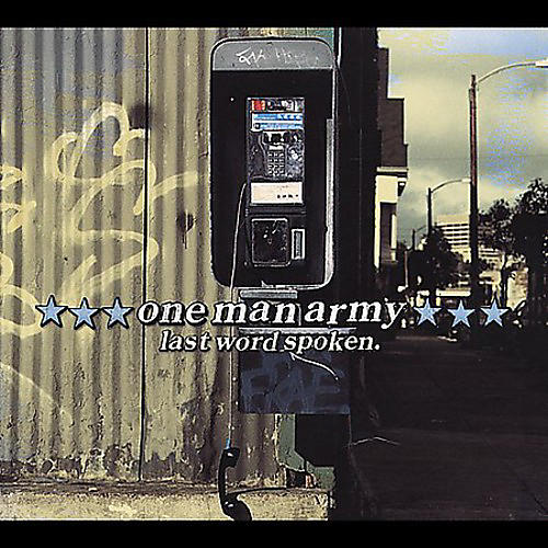 Alliance One Man Army - Last Word Spoken thumbnail