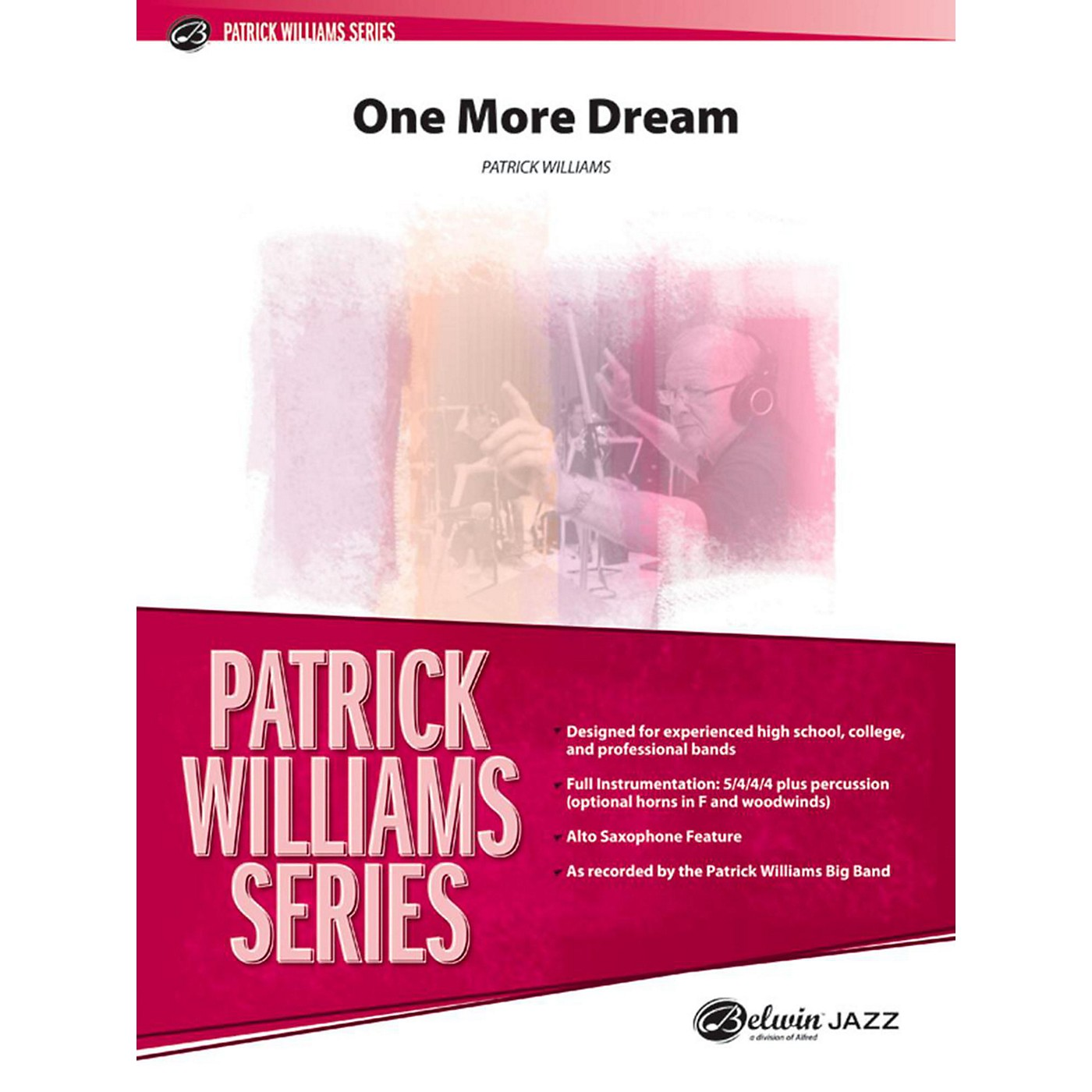 Alfred One More Dream Jazz Band Grade 6 thumbnail