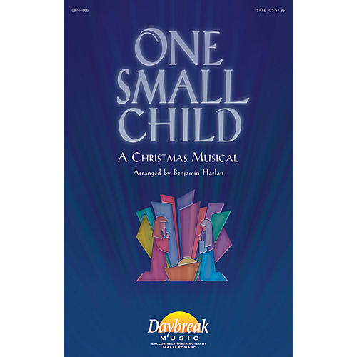 Daybreak Music One Small Child CD 10-PAK Arranged by Benjamin Harlan thumbnail