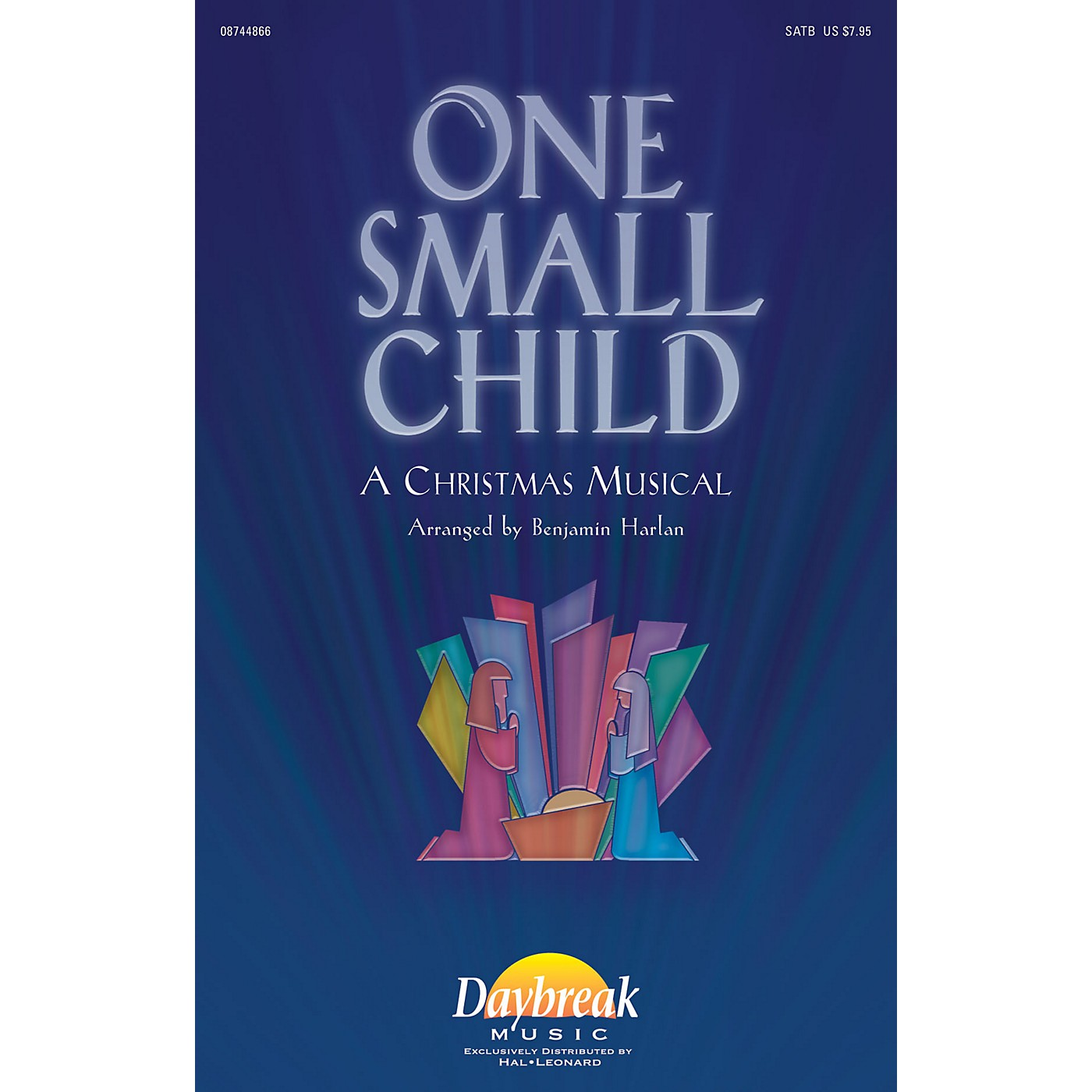 Daybreak Music One Small Child SATB arranged by Benjamin Harlan thumbnail