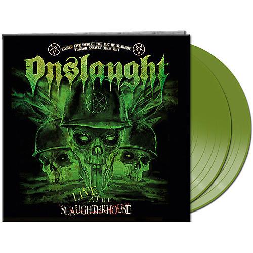 Alliance Onslaught - Live At The Slaughterhouse (green Vinyl) thumbnail
