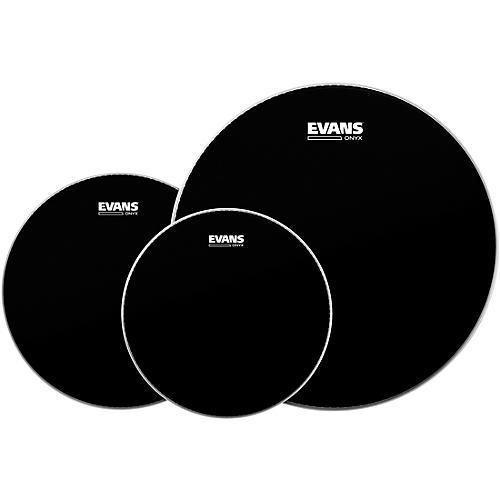 Evans Onyx 2 Drumhead Pack thumbnail