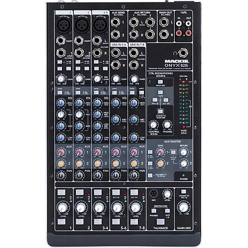 Mackie Onyx 820i Firewire Mixer-thumbnail