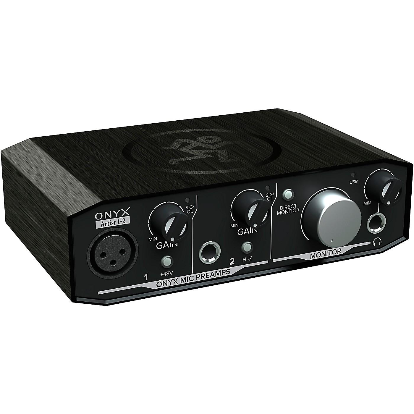 Mackie Onyx Artist 2x2 USB Audio Interface thumbnail