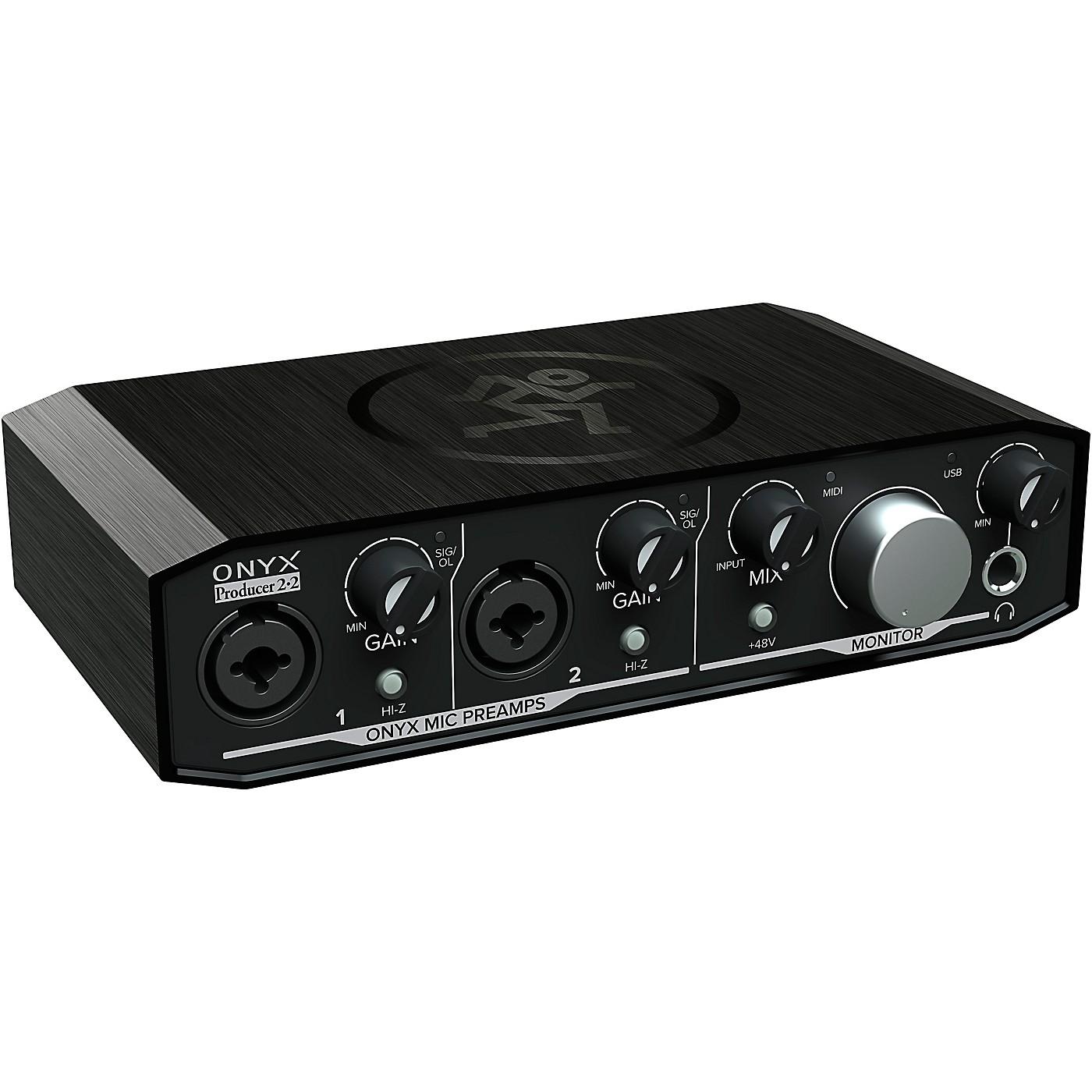 Mackie Onyx Producer 2x2 USB Audio Interface with MIDI thumbnail