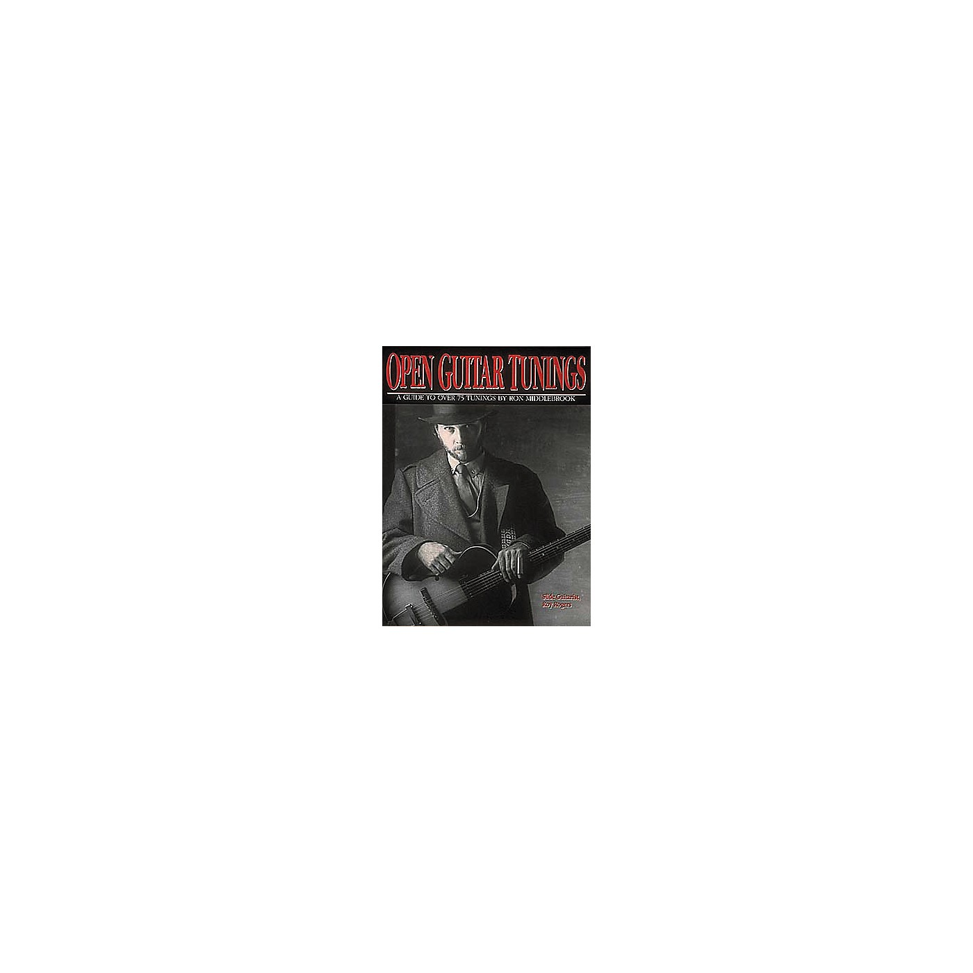 Centerstream Publishing Open Guitar Tunings Book thumbnail