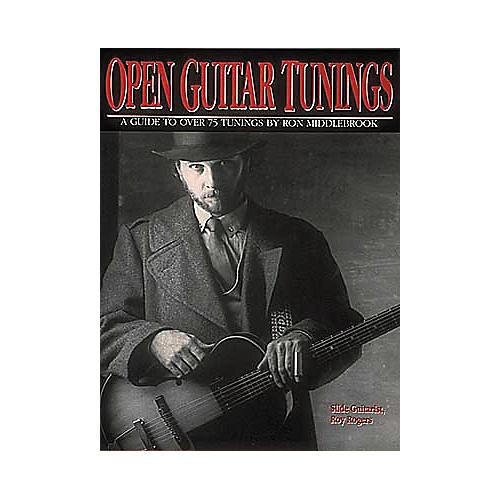 Centerstream Publishing Open Guitar Tunings Book-thumbnail