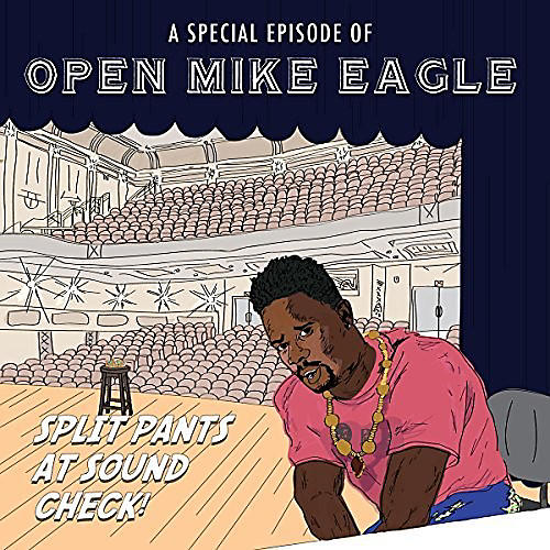 Alliance Open Mike Eagle - Special Episode of thumbnail