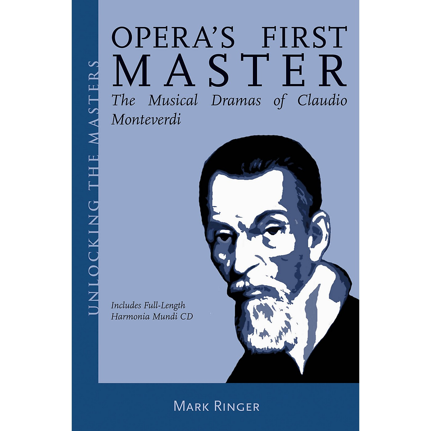 Amadeus Press Opera's First Master Unlocking the Masters Series Softcover with CD Written by Mark Ringer thumbnail