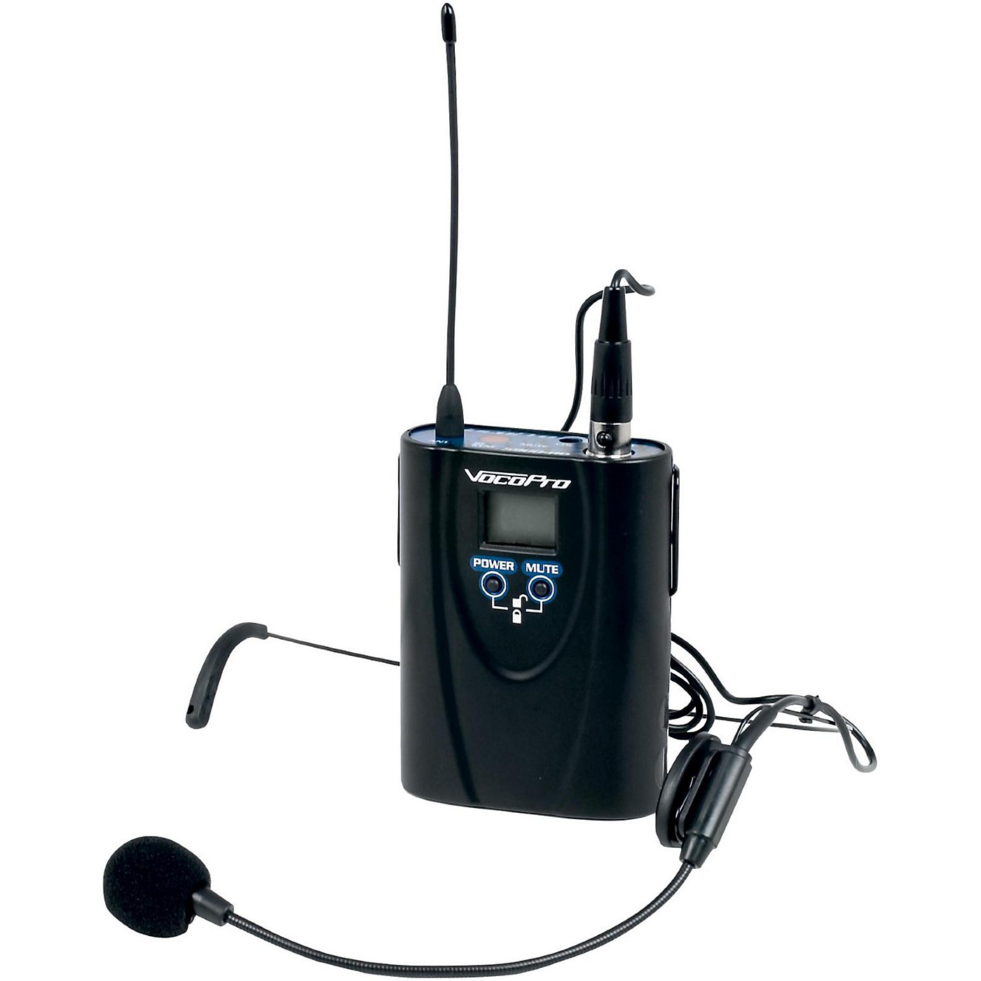 Vocopro Optional Headset Bodypack for the UHF-5900 Wireless Microphone Systems thumbnail
