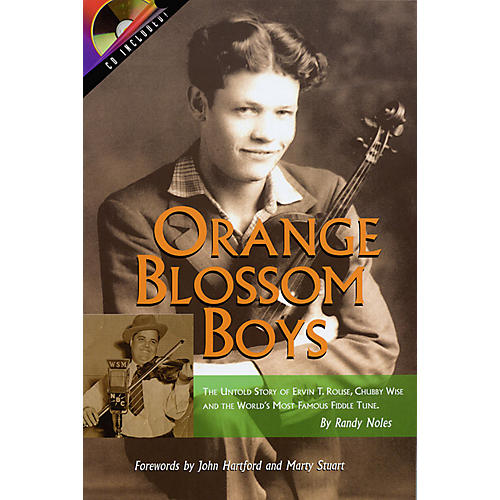 Centerstream Publishing Orange Blossom Boys Book Series Softcover with CD Written by Randy Noles thumbnail