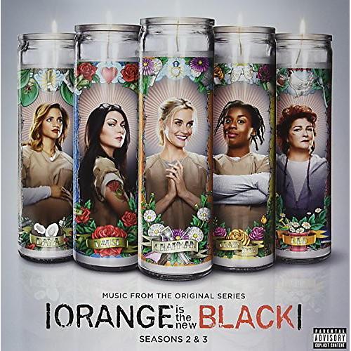 Alliance Orange Is the New Black Seasons 2 & 3 (Original Soundtrack) thumbnail