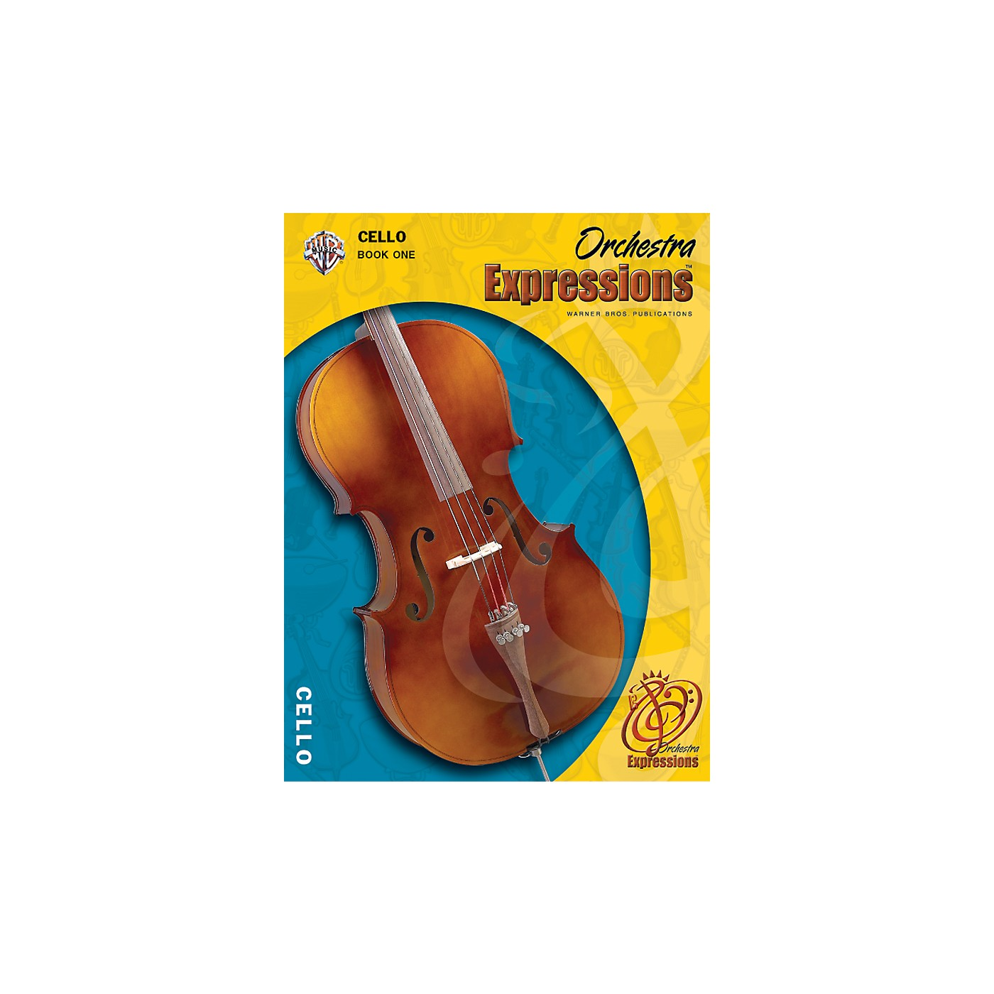 Alfred Orchestra Expressions Book One Student Edition Cello Book & CD 1 thumbnail