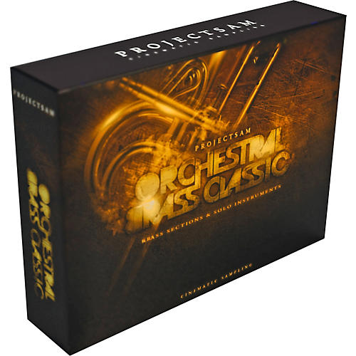 ProjectSAM Orchestral Brass Classic Sample Library thumbnail