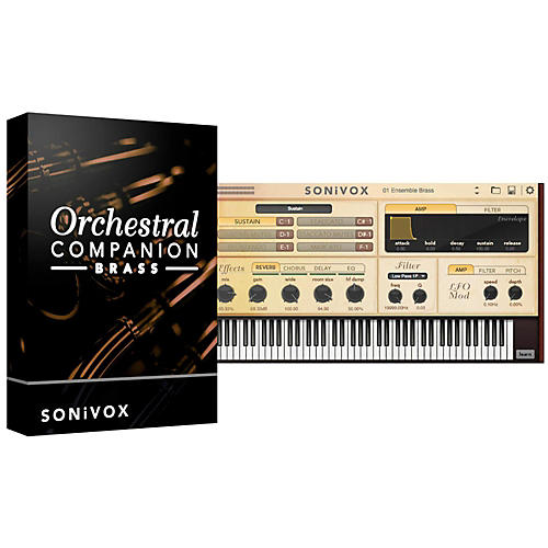 Sonivox Orchestral Companion - Brass thumbnail