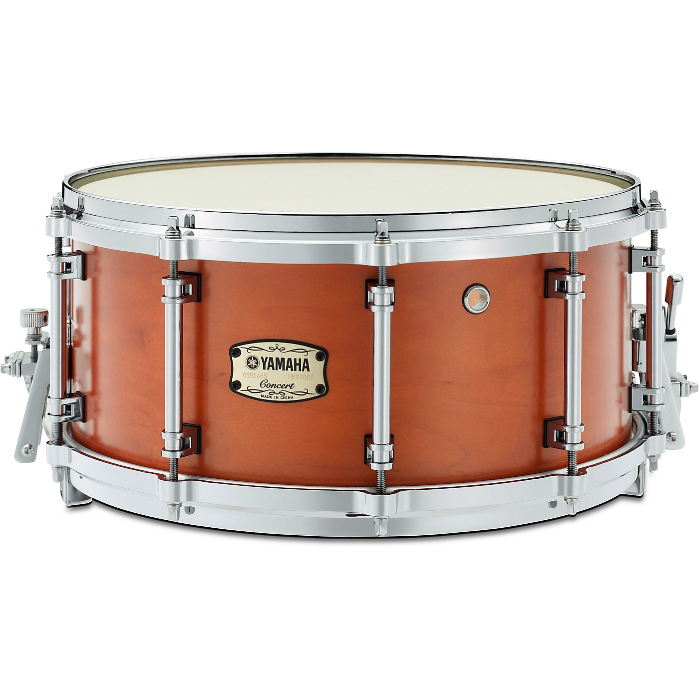 Yamaha Orchestral Concert Series Maple Snare Drum thumbnail