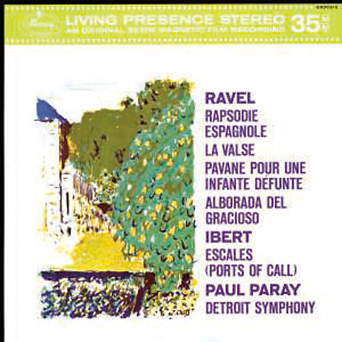 Alliance Orchestral Music By Maurice Ravel & Jacques Ibert thumbnail