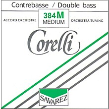 Corelli Orchestral Nickel Series Double Bass E String