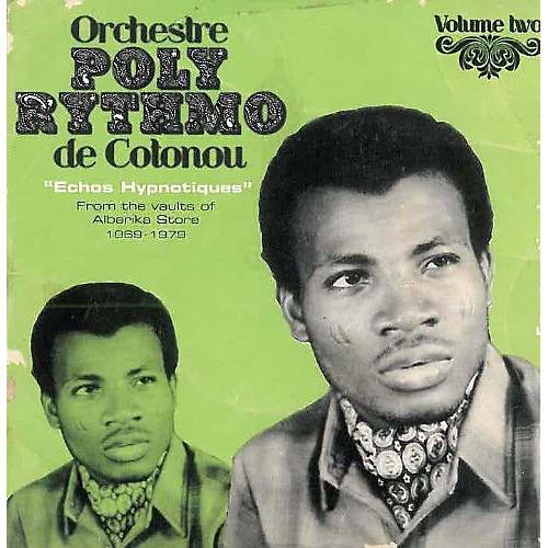 Alliance Orchestre Poly-Rythmo de Cotonou Dahomey - Echos Hypnotiques, Vol. 2 thumbnail